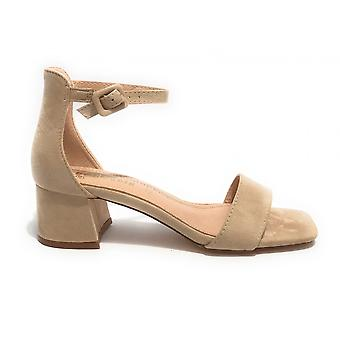 Women's Shoes Sandalwood Gold&gold Tc 55 Ecosuede Beige Ds21gg24