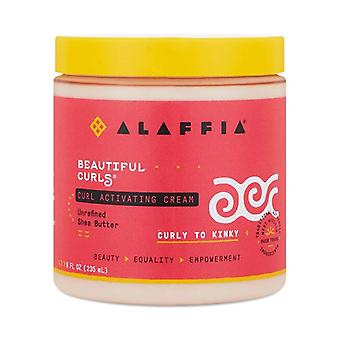 Alaffia Beautiful Curls Curl Activating Cream Curly To Kinky