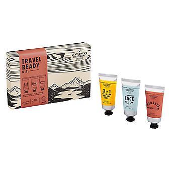 Gentlemen's hardware - travel ready kit