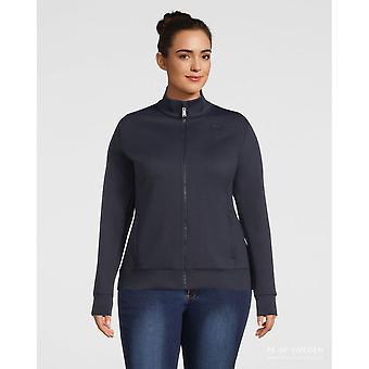 PS of Sweden Ps Of Sweden Curvy Freya Full Zip Womens Jacket - Navy Blue