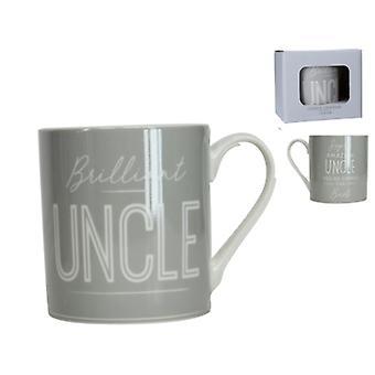 Gisela Graham Brilliant Uncle Mug