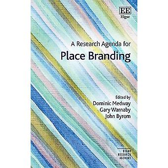 A Research Agenda for Place Branding Elgar Research Agendas