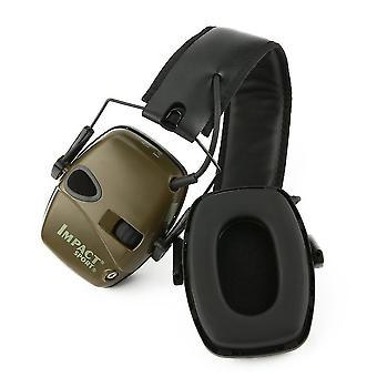 Outdoor Sports Anti-noise Impact Sound Amplification Electronic Shooting
