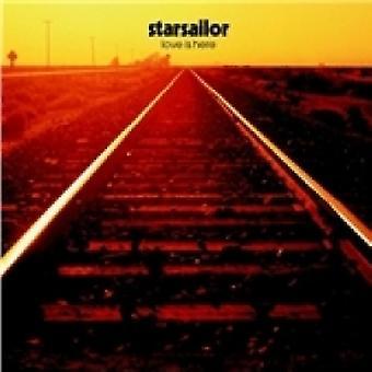 Starsailor Love Is Here CD
