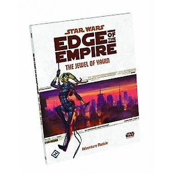 Star Wars Edge of The Empire The Jewel of Yavin Board Game