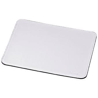 Hama Leather Mouse Pad White 00053231