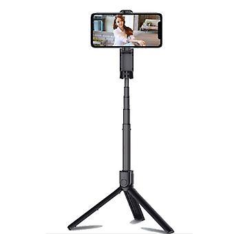 Ruční akumulátorová výsuvná Bluetooth Selfie Stick s dálkovým ovládáním závěrky