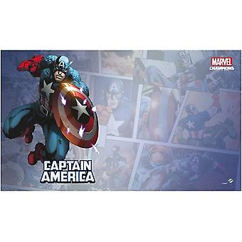 Marvel Champions: Kapitán Amerika Hra Mat