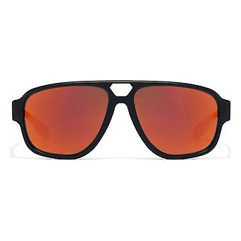 Unisex Sunglasses Steezy Hawkers Red Black