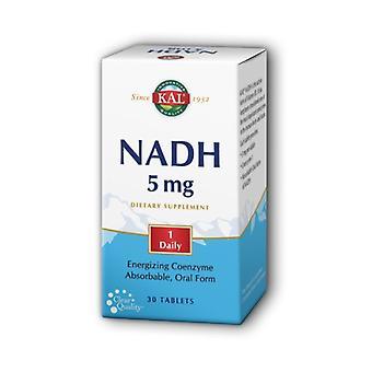 Kal NADH, 30 onglets