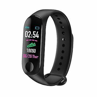 Smart Watches Bracelet, Traqueur de sport pour hommes, Fitness étanche Smartwatches,