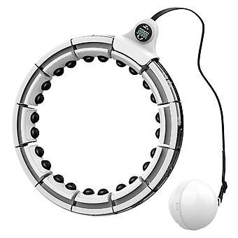 Smart Spinning Hula Hoop Magnetisk terapi Fitness Vægttab Mave FedtForbrænding