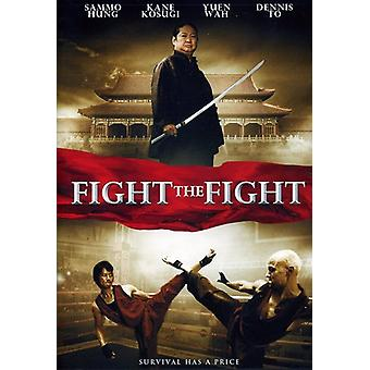 Fight the Fight [DVD] USA import