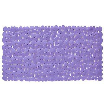 Rechteck Kopfsteinpflaster Badematte Anti-Rutsch Kissen für Badezimmer 70 * 36cm