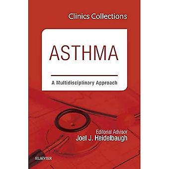 Asthma: A Multidisciplinary Approach, 2C (Clinics Collections), 1e