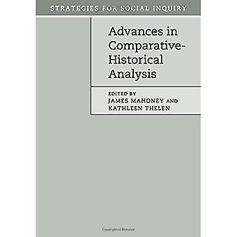 Advances in Comparative-Historical Analysis (Strategies for Social Inquiry)
