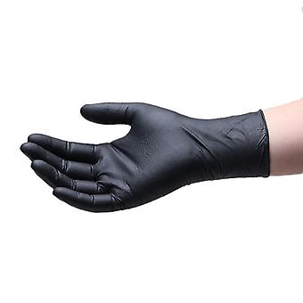 Nitrile Gloves Waterproof Allergy Free Safe Rubber Work Glove Disposable