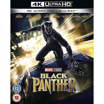 Black Panther 4KUHD Blu-ray