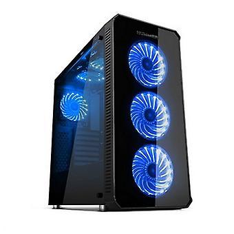Caixa de semi-torre ATX NOX NXHUMMERTGX RGB