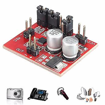 Electret Microphone Amplifier Module For Arduino Acoustic Components Board