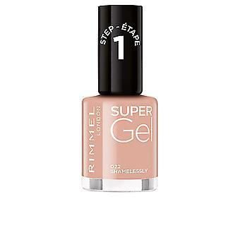 nail polish Kate Super Gel Rimmel London Nº 22 Angel Wing