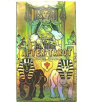 Cartes de tarot Oracle Cartes de jeu de société Cartes de jeu de tarot Oracle