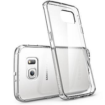 i-Blason Samsung Galaxy S6 Edge Case - Halo Case - Clear