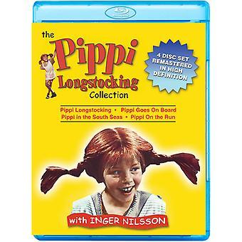 Pippi Longstocking Collection [Blu-ray] USA import
