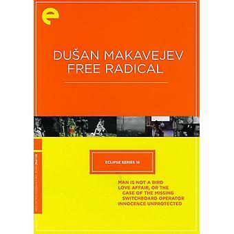 Eclipse 18: Importer des USA de Dusan Makavejev [DVD]