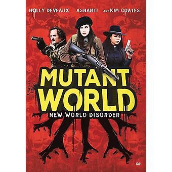 Importer des mutant USA monde [DVD]