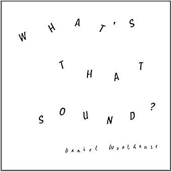 Daniel Woolhouse - What's That Sound [Vinyl] USA import