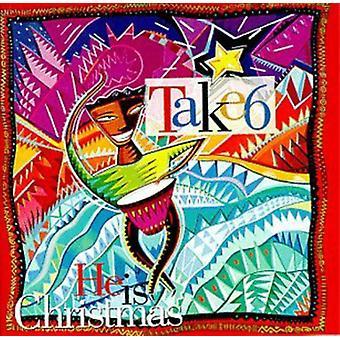 Take 6 - He Is Christmas [CD] USA import