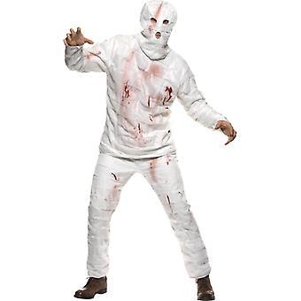 Mumie kostume, mumie kostume voksen Halloween
