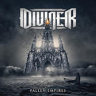 Diviner - Fallen Empires [CD] USA import