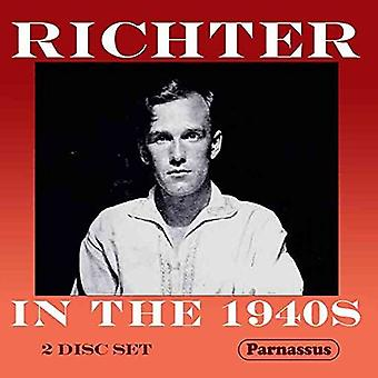 Sviatoslav Richter - Richter in the 1940s [CD] USA import