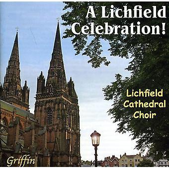 Lichfield Cathedral Choir - A Lichfield Celebration! [CD] USA import