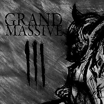 Grand Massive - III [CD] USA import