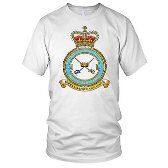 RAF Royal Air Force 1 Flying Training School męskie T Shirt