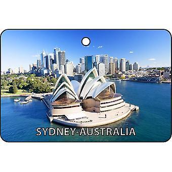 Sydney - Australia auto luchtverfrisser