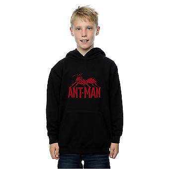Marvel Boys ANT-Man logo huppari