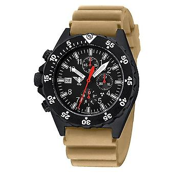 KHS watches mens watch shooter chronograph KHS. SHC. DT