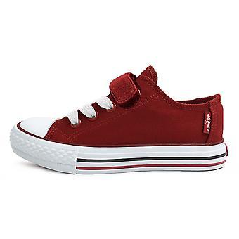 Levis Trucker elastycznym płótnem buty czerwony