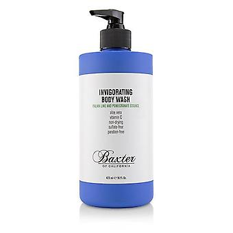 Baxter Of California Invigorating Body Wash - Italian Lime And Pomegranate Essence - 473ml/16oz