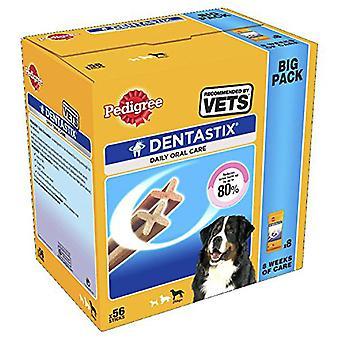 Pedigree Dentastix dagelijkse mondverzorging Dental kauwt, grote hond behandelen
