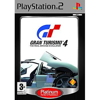 Gran Turismo 4 (PS2) - As New
