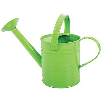 Bigjigs Toys Children's Green Watering Can Outdoor Garden Gardening Kid's