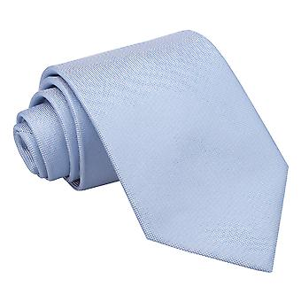 Light Blue Panama silkki klassinen Tie