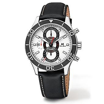 Jean Marcel watch myth automatic chronograph 760.280.22