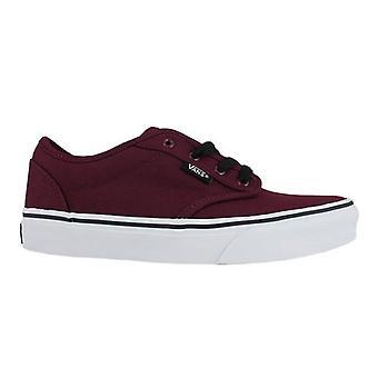Vans chaussures Skate Vans Atwood toile Oxblood White Kids 0000053463_0