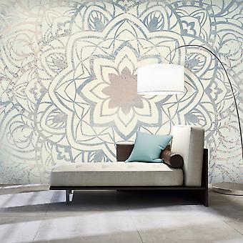 XXL wallpaper - Winter Mandala